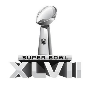Items up for bid include tickets to Super Bowl XLVII in New Orleans.