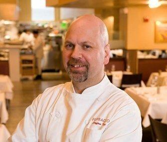 Perbacco chef-owner Staffan Terje.