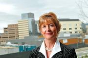 Jane Willemsen, president and chief administrative officer at John Muir Medical Center in Walnut Creek.