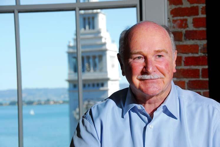 Diamond Foods' interim president and CEO Rick Wolford