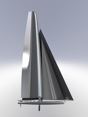 AC72 catamarans will race on San Francisco Bay in 2012 and 2013