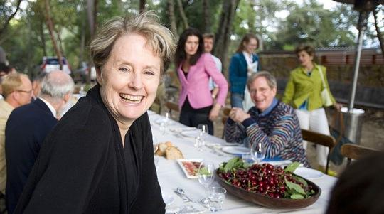 Alice Waters has a deal on flash sale site One Kings Lane.