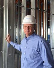 """No. 2 Build Group Inc. Ross Edwards, Jr. CEO  Leadership style: """"I like to collaborate with and encourage our executives to drive each of their businesses in their own unique and creative way.""""  FIrst job: """"Window washing."""""""
