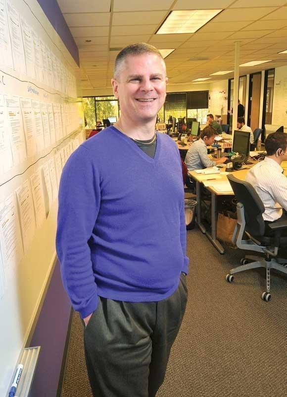 Marketo CEO Phil Fernandez.