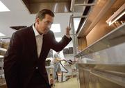 No. 35 Patxi's Pizza William Freeman, CEO