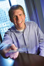 """No. 89 YapStone Inc. Matt Golis, Founder and CEO  Leadership style: """"Establish clear goals for the team to achieve and give everyone the best chance to be successful in accomplishing those goals."""""""