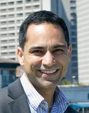 "No. 51 Ameredia Inc. Sam Jhans, President  Leadership style: ""Collaborative and inspriing"""