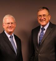 """No. 38 Carpenter/Robbins Tenant Advisory Services John Carpenter and John Robbins, Principals  Leadership style: """"Firm direction and vision from the leadership, collaborative and sharing in execution.""""  FIrst jobs: """"Pharmacy delivery boy - JR,  Gardener -JC"""""""