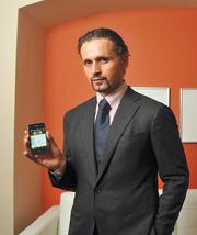 No. 32 Location Labs Tasso Roumeliotis, Founder and CEO