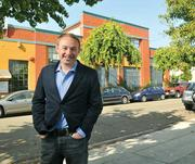 """No. 7 TubeMogul Inc. Brett Wilson, Co-founder and CEO  Leadership style: """"It's all about the team."""""""