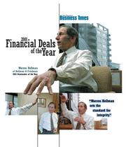 The cover of the Business Times' Executive of the Year publication from March 1, 2002.