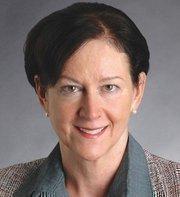 Mary Lou Lemley, Executive vice president, Wells Fargo Bank, Oakland.