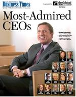 Most-Admired CEOs lead by inspiring others
