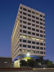 Swift Realty Partners bought Tower Plaza at 2121 El Camino Real in San Mateo for $15.4 million when few other buyers were interested in the property due to the extensive retrofit needed.  But the strong Peninsula leasing market may mean the purchase pays off big.