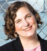 Kate White, Executive director, San Francisco District Council of the Urban Land Institute, San Francisco.
