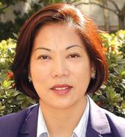 Gloria Gil, Managing director, real assets, University of California Regents, Oakland.