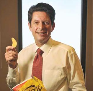 Diamond Foods CEO Michael Mendes hoped a deal for Pringles was in the bag, but will now have to wait.