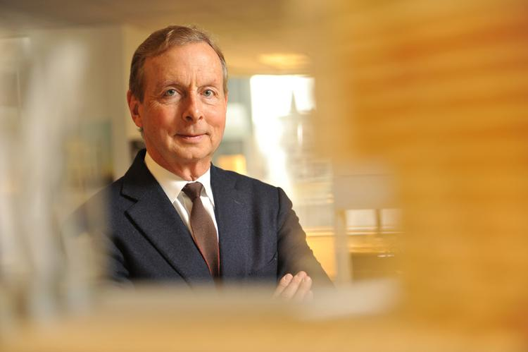Architect Craig Hartman.