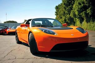 Tesla Motors is buying back some of its iconic sportscars and will resell them.