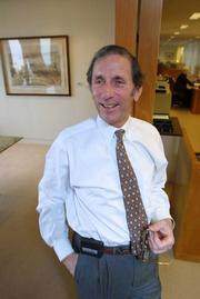 Warren Hellman was the Business Times' Dealmaker of the Year for 2001.