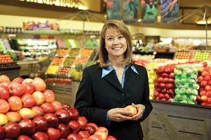 Safeway expanded the job of Larree Renda, its executive vice president and boss of Safeway Health, giving her more control over real estate.