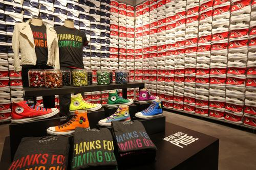 a3d609531dca8 Converse opens biggest store ever in San Francisco - San Francisco Business  Times