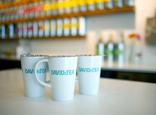 Canadian tea chain DavidsTea will open three new Bay Area locations starting this month.