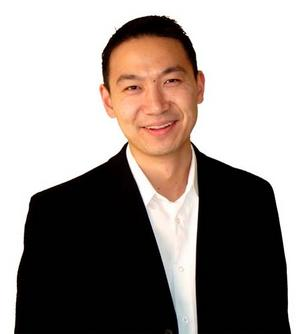 Salesforce COO George Hu.