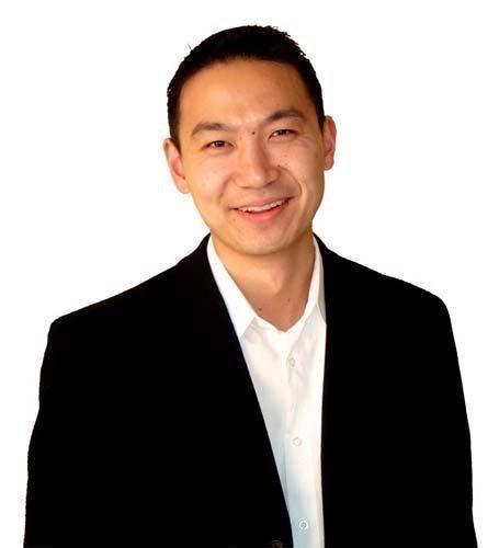 Salesforce.com Inc. COO George Hu.