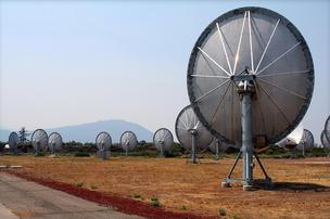 Allen Telescope Array California radio astronomy