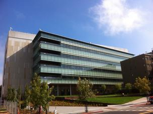 UC Berkeley's Energy Biosciences Building.