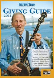 "Cover of the Business Times' 2011  Giving Guide publication, in which Hellman discussed his ""Give where you live"" philosophy."