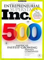 Bay Area has 25 companies on Inc. 500 fastest-growing list