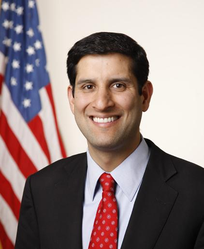 Kundra used to be Chief Information Officer of the United States.
