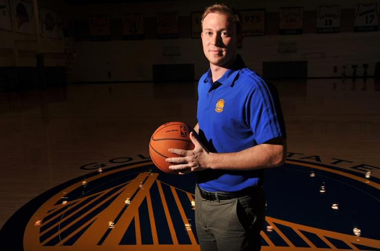 "Kirk Lacob, assistant general manager of the Golden State Warriors, said the use of analytics in sports is ""limitless."""