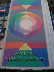 Oakland's library is also closed due to a strike.