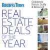 Real Estate Deals of the Year finalists announced