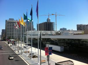 San Francisco's Moscone Center.