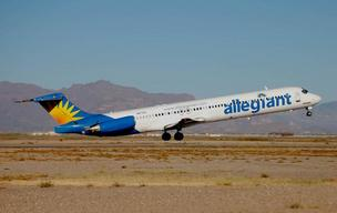 Allegiant Air is expanding at Phoenix-Mesa Gateway Airport.