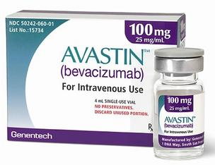 New label on Genentech's Avastin warns of infertility
