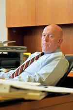 Community Bank of the Bay sued by its former CEO, <strong>Brian</strong> <strong>Garrett</strong>