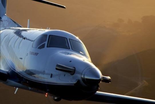 SurfAir raised $4 million and is seeking FAA approval.