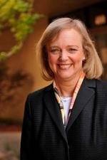 Rumors say Hewlett-Packard may replace CEO <strong>Apotheker</strong> with Whitman