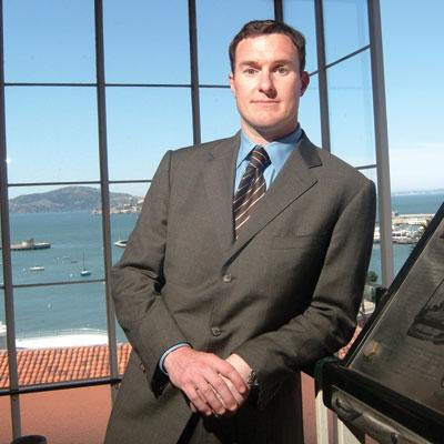Todd Chapman is CEO of JMA Ventures, new owner of Sacramento's Downtown Plaza.