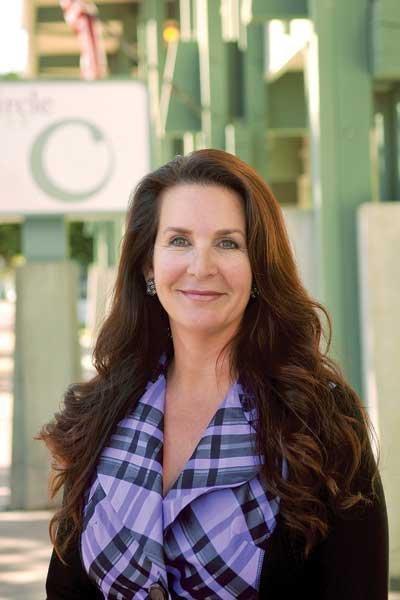 Circle Bank CEO Kimberly Kaselionis.