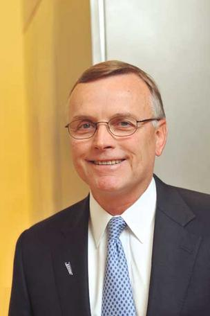 Robert Brant, City National Bank's Bay Area regional executive