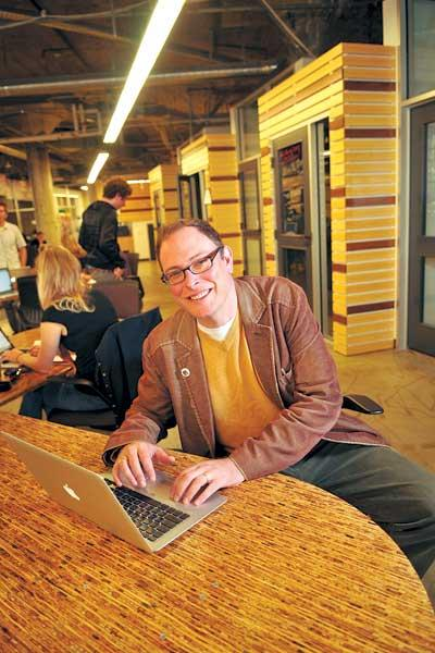 """The biggest hub ever"": Tim Freundlich co-founded Hub Bay Area."