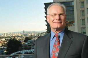UCSF chief executive Mark Laret.