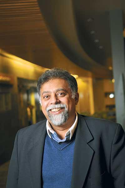 QB3's first entrepreneur-in-residence, life sciences veteran Dushyant Pathak, joined the UC consortium in November.