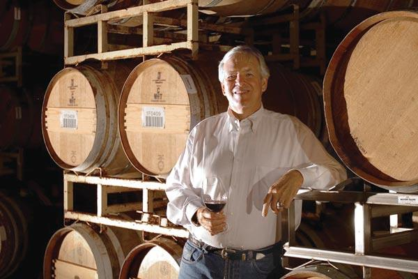 Bill Foley made his fortune in finance, and is building a wine and hospitality empire.